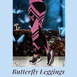BUTTERFLY LEGGINGS